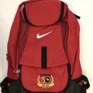 Red Nike Rucksack
